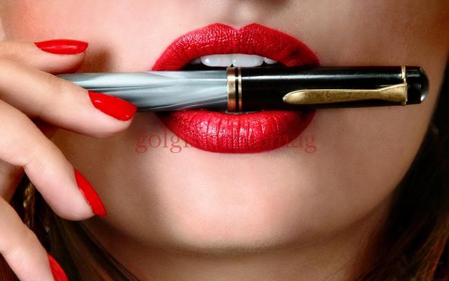 ترفند حرفه ای ها برای آرایش لب